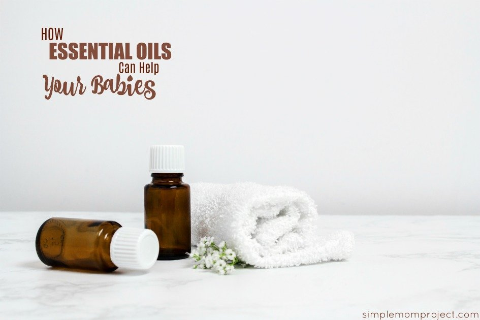 ESSENTIAL OILS CAN AID YOUR SICK BABY