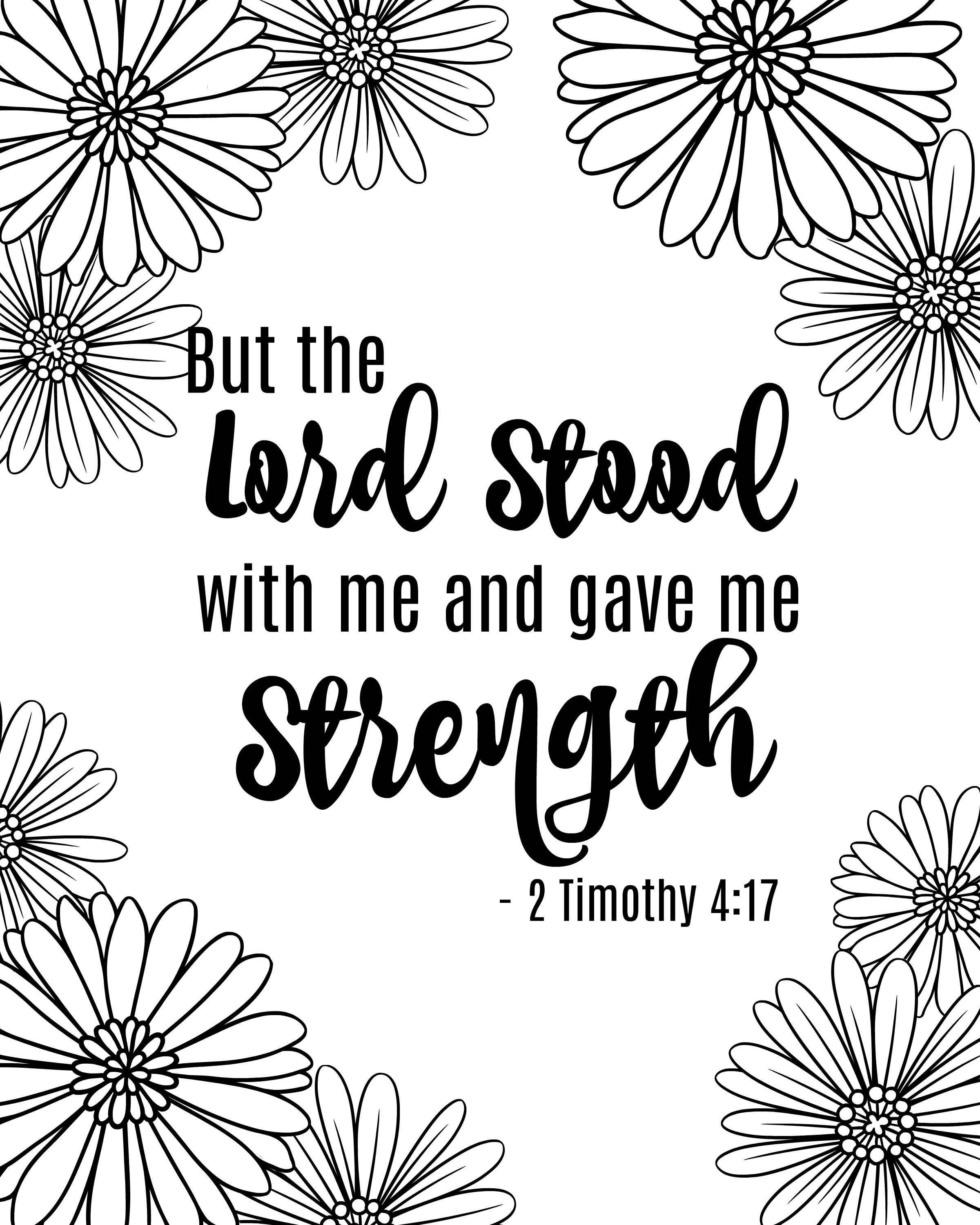 MUST HAVE FREE BIBLE VERSE PRINTABLE