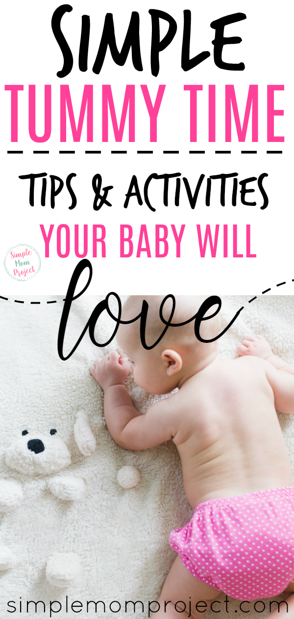 See everything you need to know about tummy time here. Check out all the amazing benefits, when you should start, terrific tips, playful activities. Plus, print your free tummy time milestone chart.