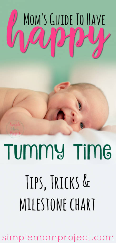 Everything you need to know about tummy time. Find out all the amazing benefits, when you should start, terrific tips, playful activities. Plus, print your free tummy time milestone chart.