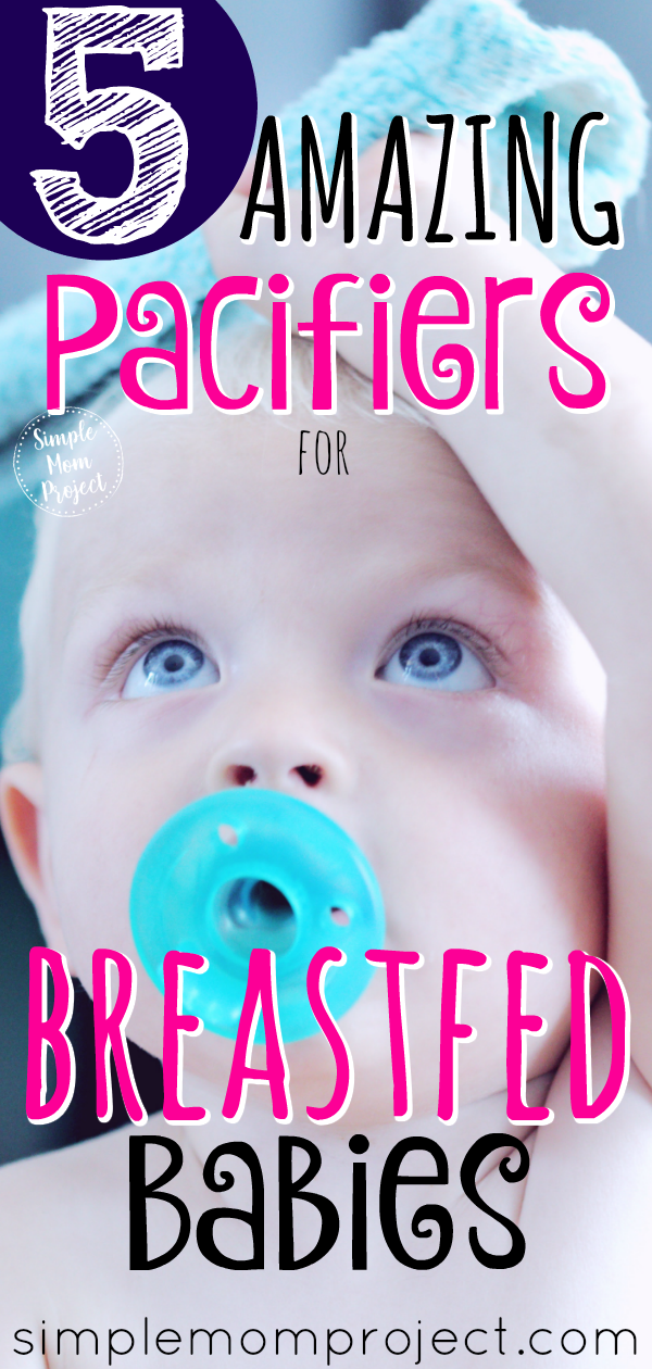 Hi mom! Check out this post for the best pacifiers to use for breastfed babies. For girls and for boys! + Awesome tips to get your newborn to accept a new pacifier!
