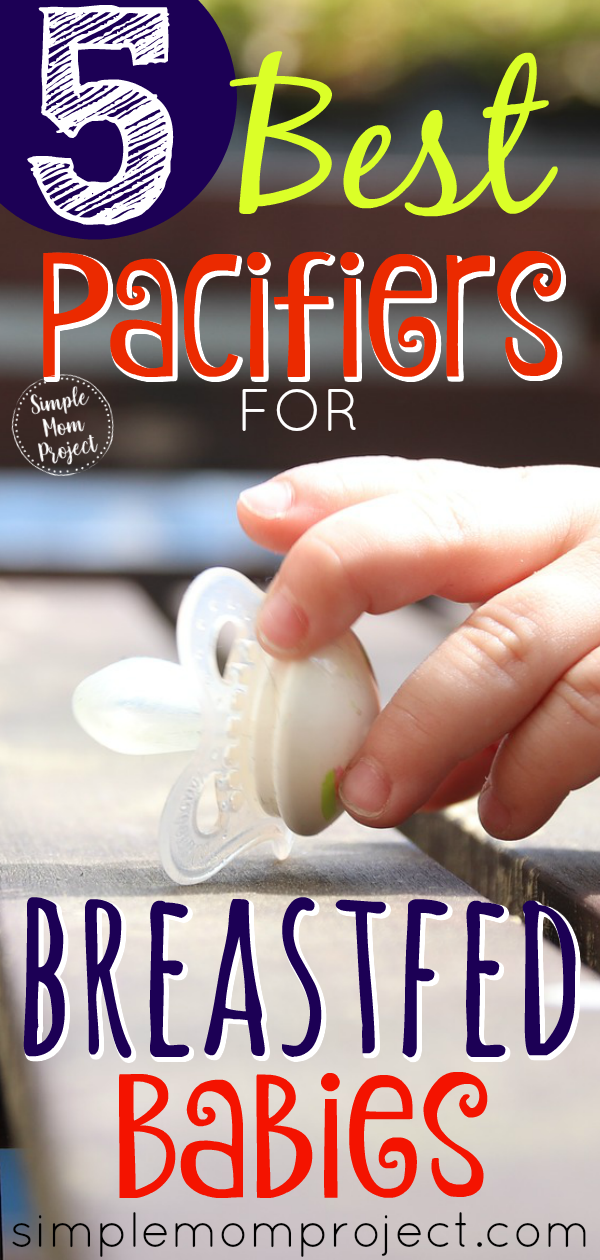 Hi mom! Check out this post to find the best pacifiers for breastfed babies. For girls and for boys! Plus awesome tips to get your newborn to accept a new pacifier
