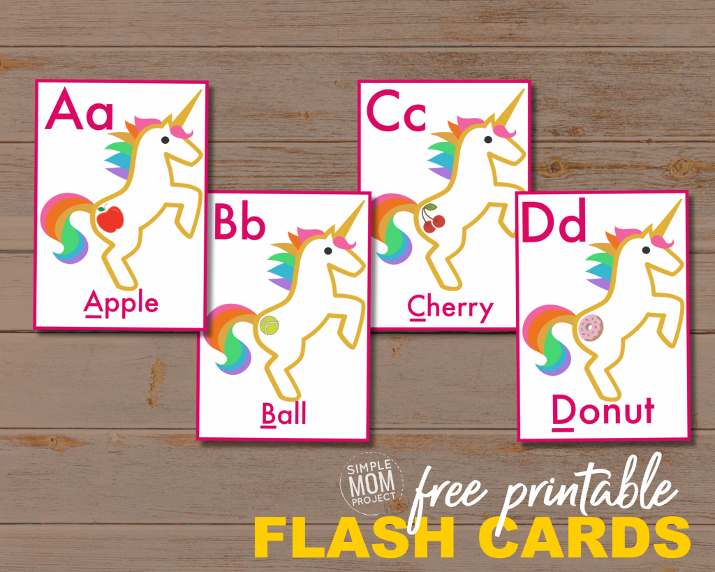picture regarding How to Make Printable Flashcards named Free of charge Printable Alphabet Flashcards for Babies - Uncomplicated Mother