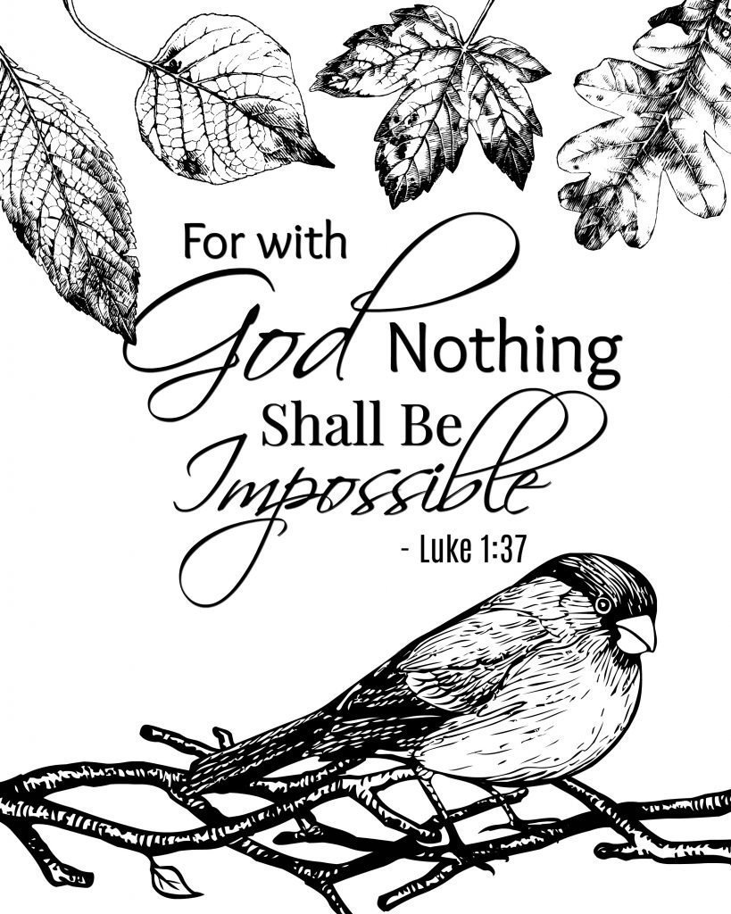Free Printable Bible Verse Coloring Sheets - Simple Mom ...