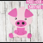 Pig Activity for Preschool Theme