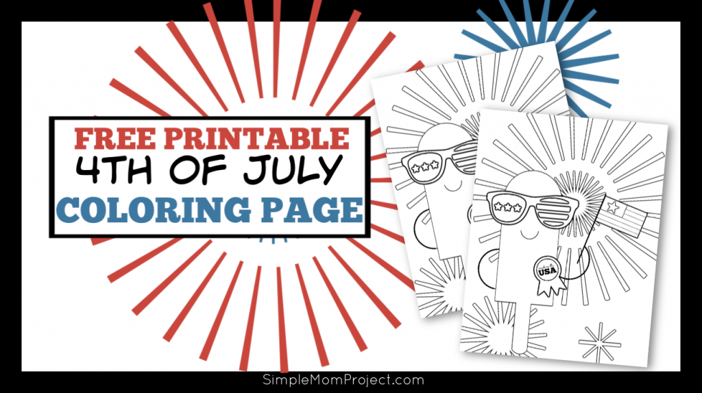 graphic about July 4th Coloring Pages Printable identify Free of charge Printable Flexibility Working day - Fourth of July Coloring