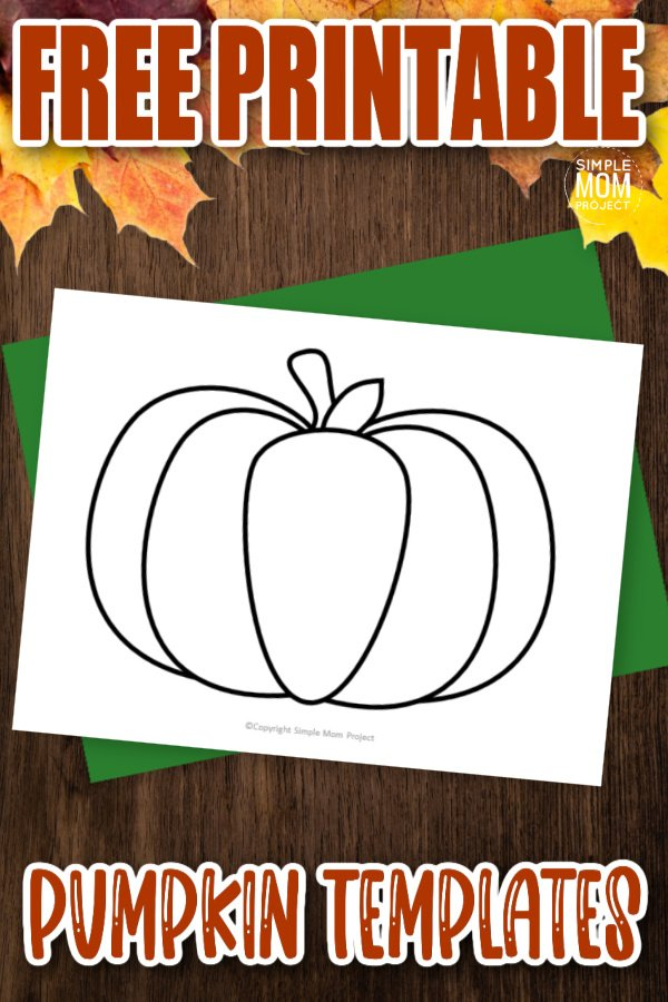 Click now to download and print these easy pumpkin templates and pumpkin outlines for kids to color or to make a fun fall or autumn craft with! With large pumpkin templates and small pumpkin outlines, these pumpkin templates are perfect for any preschooler to color or a fun fall decor#pumpkin #pumpkintemplate #pumpkincoloring