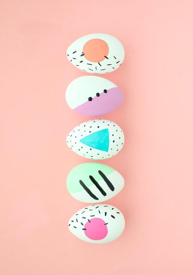 Easy Diy Easter Egg Decorations for Kids