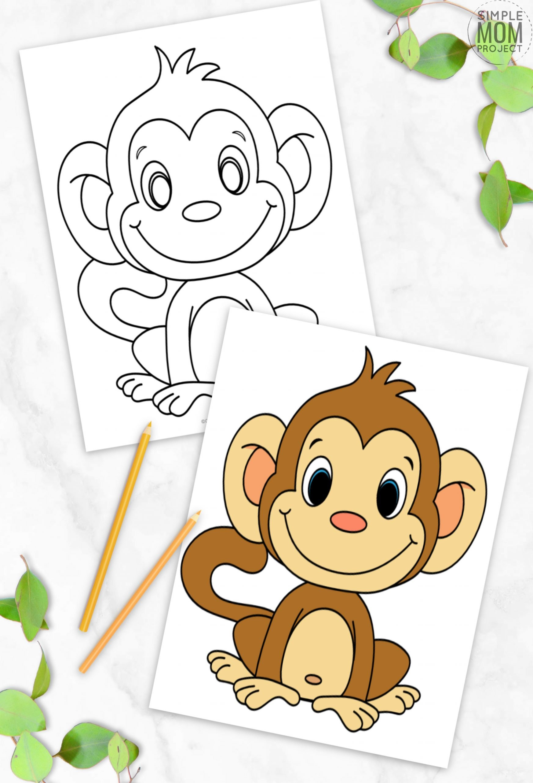 Free Coloring For Toddlers