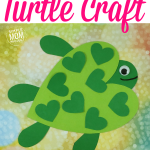 Create the cutest Turtle craft imaginable with this FREE printable Heart Turtle template. It's such a fun way to teach your kids about the animals of the sea or even the Letter T! Heart Turtle Crafts also make adorable art projects for toddlers or preschoolers & home schoolers are loving creating their collection of easy Heart Animal crafts. So, time to get crafting with an easy Heart Turtle Craft today - your free printable template is 1 click away! #heartturtlecrafts #printableturtlecrafts