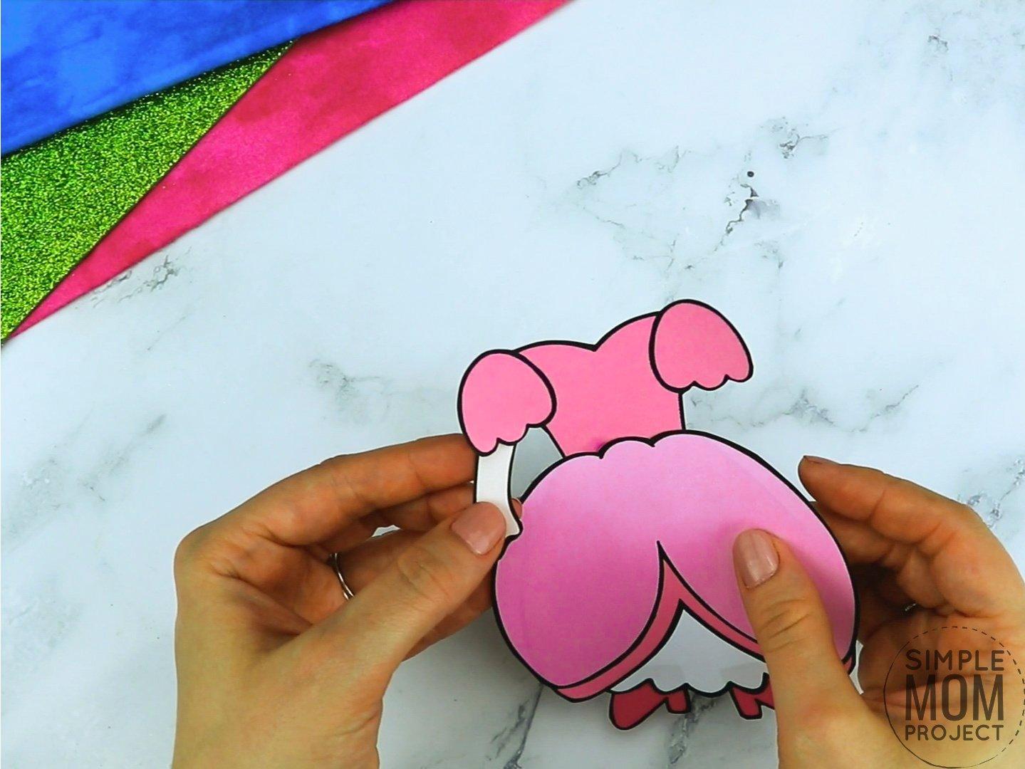 Free printable royal princess page template for kids, preschoolers and kindergartners