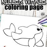 Join in the adventures of Jonah and the Killer Whale with this simple Whale coloring page. This free printable Orca Killer Whale coloring page is cute and popular with kids of all ages. It's a fun way to learn about the Animals of the sea including the humpback whale, blue whale and the Orca killer whale. Click here to grab your Orca Killer Whale coloring page today! #Whalecoloringpage #Arcticanimalcoloringpages #Orcacoloringpages #Seaanimalcoloringpages #SimpleMomProject