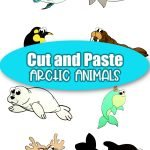 Winter's just around the corner, so keep your kids warm inside with an adorable series of printable Arctic Animal Crafts. From Penguins & Seals, Foxes to Whales, there's so many Arctic Animals to choose! These simple cut & paste Arctic Animal crafts are fun art projects for toddlers or preschoolers & bring joy to homeschool activities. Click here to grab your Arctic Animal Crafts - your kids will love them! #ArcticAnimalprintables #ArcticAnimalcrafts