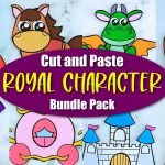 Looking for the best storybook character crafts for your kids? These easy character crafts have fun cut and paste templates to keep toddlers, preschoolers or even big kids amused for hours. Including our popular princess, horse, castle carriage and many more these are sure to be a big hit with your kids for fun craft activities or even homeschooling lessons. Click here to grab these awesome storybook character craft templates today. #storybookcrafts #storybookcharactercrafts #SimpleMomProject